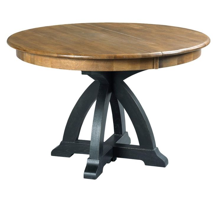 Stone Ridge Round Dining Table by Kincaid Furniture