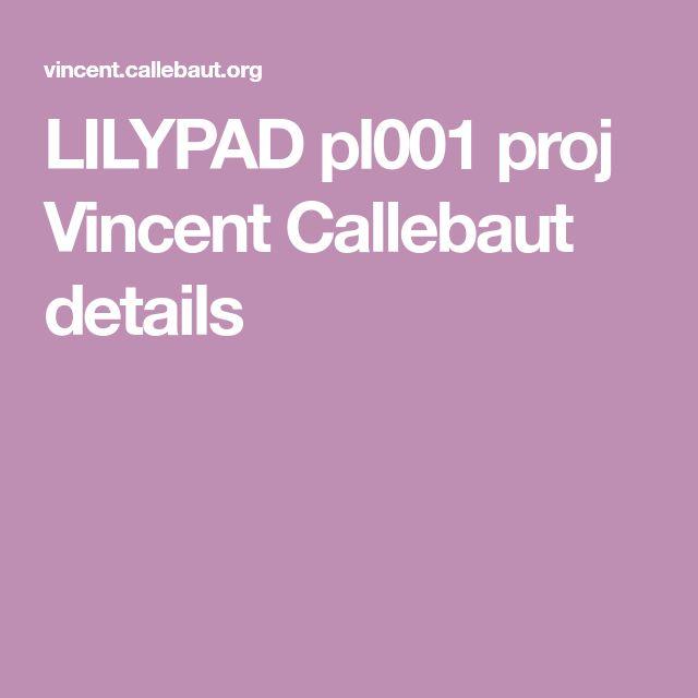 LILYPAD pl001 proj Vincent Callebaut details | Lily pads ...