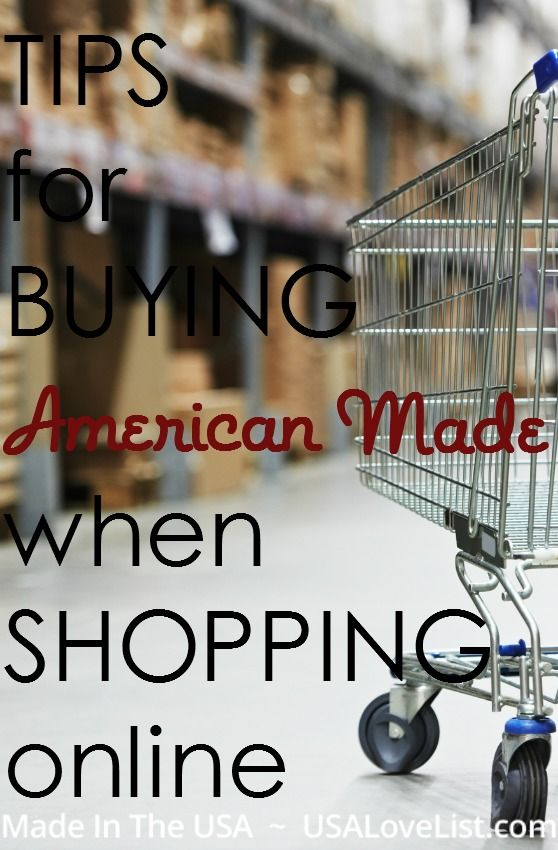 how to shop online for american made products shopping and products. Black Bedroom Furniture Sets. Home Design Ideas