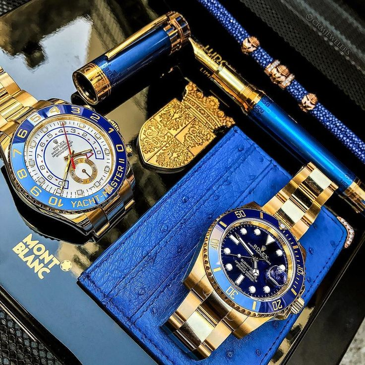 Today's Essentials! Mont Blanc and Rolex Rate this Setup? All accessories available for sale. Email or Call for Info