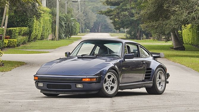 1986 Porsche 930 Turbo RUF BTR Spec | Real Muscle | Exotic & Classic Cars for Sale