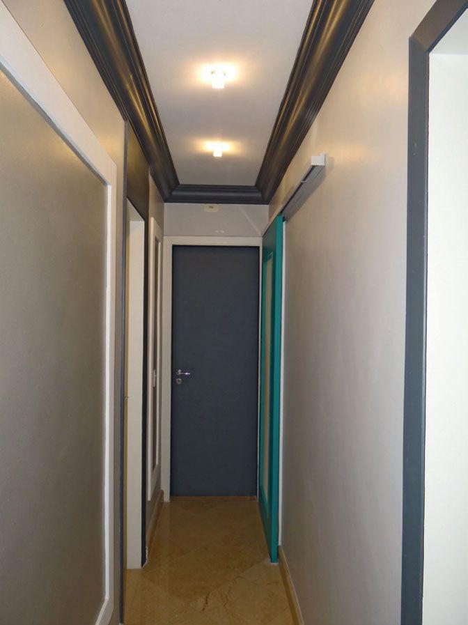 batentes e portas coloridos