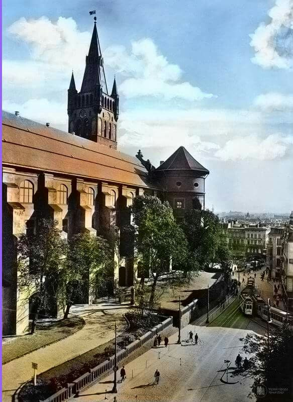 Königsberg Pr. Nordflügel des Schlosses
