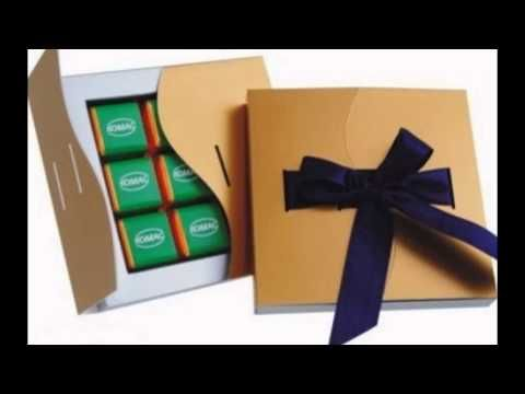 Video sulle Scatole Personalizzate Per Cioccolatini - Custom Boxes for Chocolates