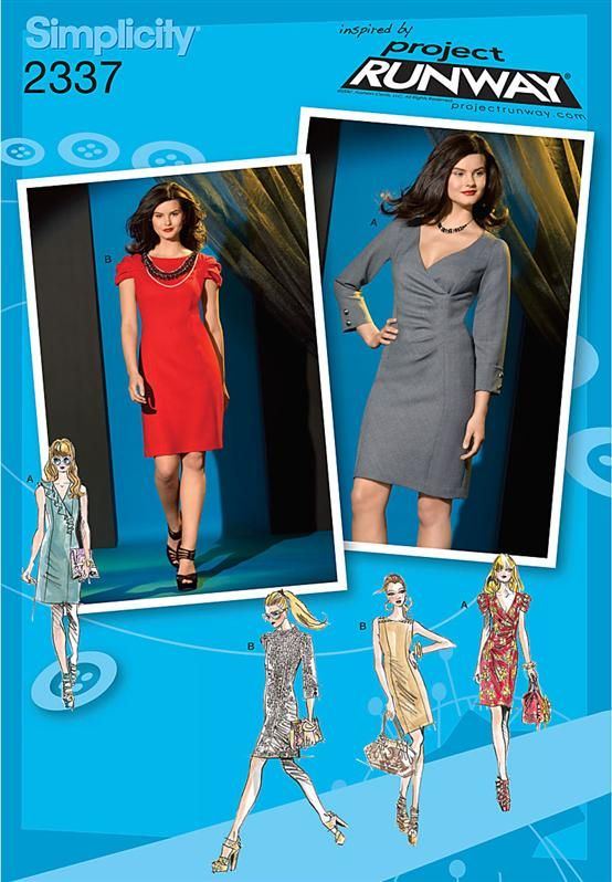 11 besten Kleid Bilder auf Pinterest   Patron de couture, Nähideen ...