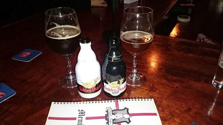 Gulden Draak cerveza de belgica 10 grados de alcohol