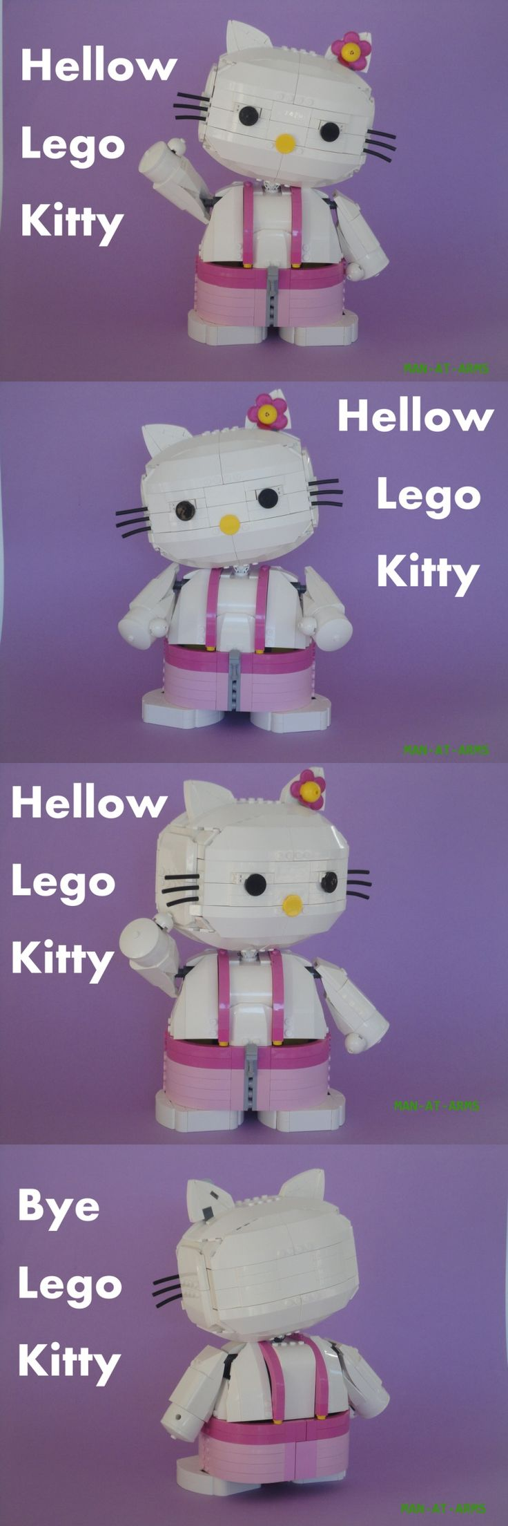Hellolegokitty01 lego and legos - Lego hello kitty maison ...