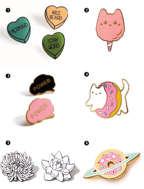shop my picks - Pins With Personality