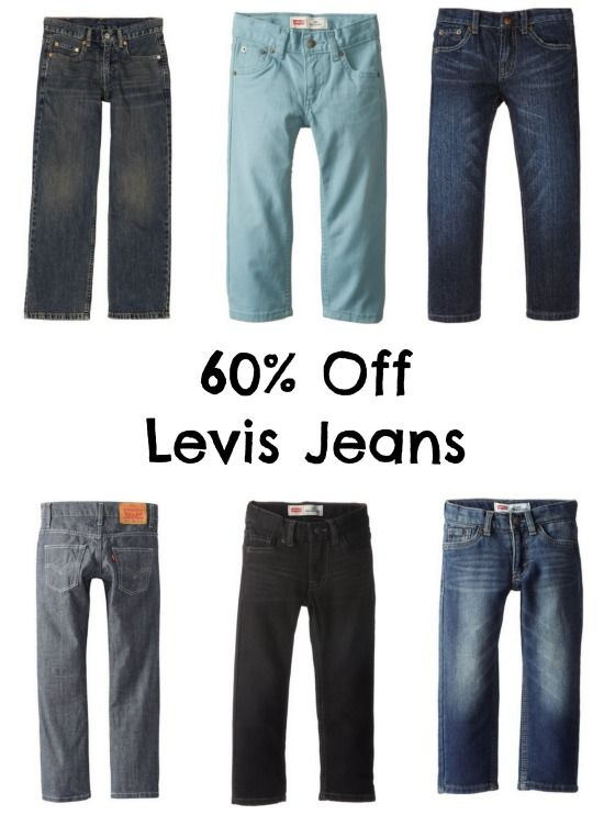 Boys Levi Jeans Sale