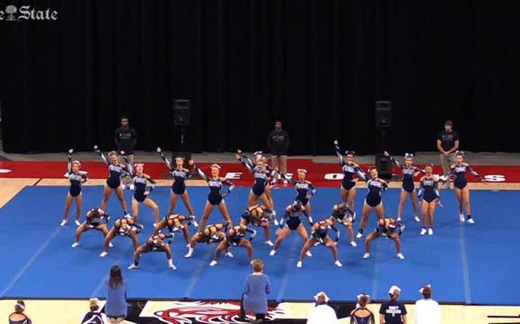 Chapin high school schsl competitive cheer championship