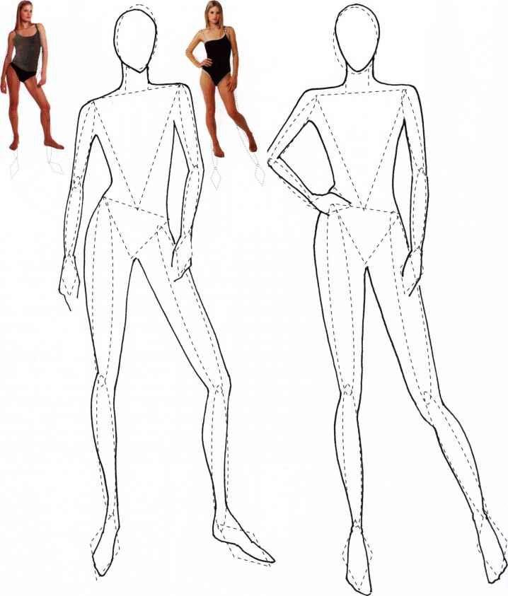 Картинки фигуры человека для моделирования, фразы картинках жизни