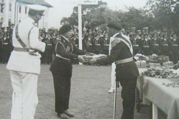 M.S. Regele Carol II si Marele Voievod de Alba Iulia, Principele Mihai