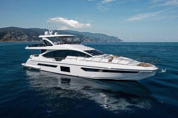 Azimut Grande 25 Metri – The Smallest Luxury Yacht