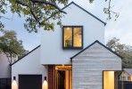 Les architectes américain de Dick Clark + Associates réalisent des projets alliant architecture résidentielle et design d'intérieur. Une de leurs nombreuse