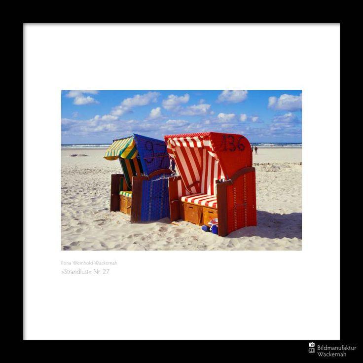 awesome Fotografie »Strandlust Nr. 27« (Kopieren),  #Strand