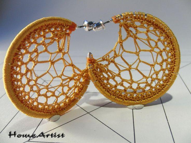 bisuteria pendientes y artesania en pendientes: Bisuteria Pendientes, En Pendientes, T Pendientes Crochet