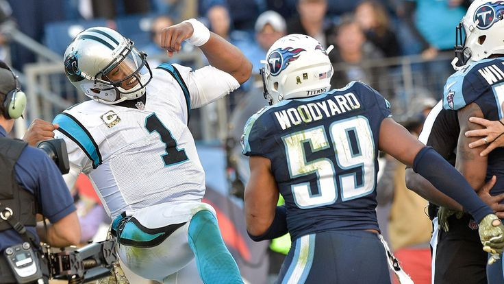 Cam Newton has great response to TD celebration critics -    Cam Newton had yet another impressive game in what has been a fantastic overall season for the Carolina Panthers. Newton went 21-of-26 for 217 yards, a touchdown...