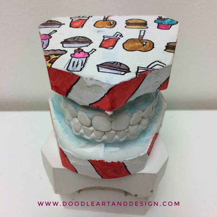 33 besten Dental Art Bilder auf Pinterest | Zahnspangen, Freunde ...