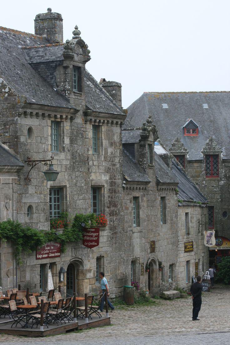 https://flic.kr/p/nDLUC1 | Le village de Locronan (Bretagne, Finistère, France)