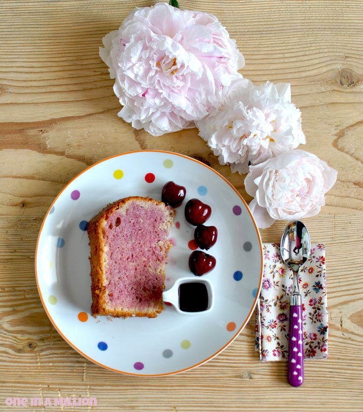 One in a Million: Fluffosa delle Bloggalline allo sciroppo di ciliegie