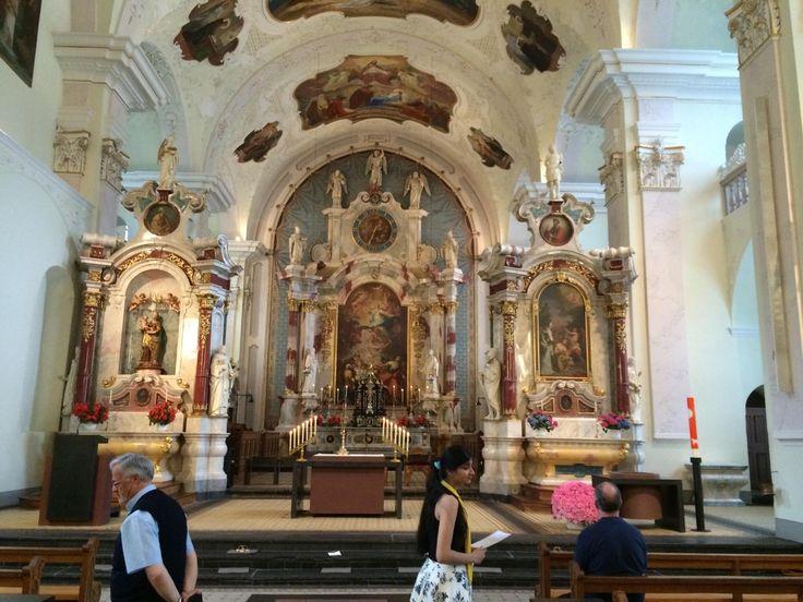 Kloster Engelberg - Benediktinerabtei - Switzerland