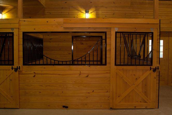 Horse stall doors barn stall doors b builders barn for Horse stall door plans