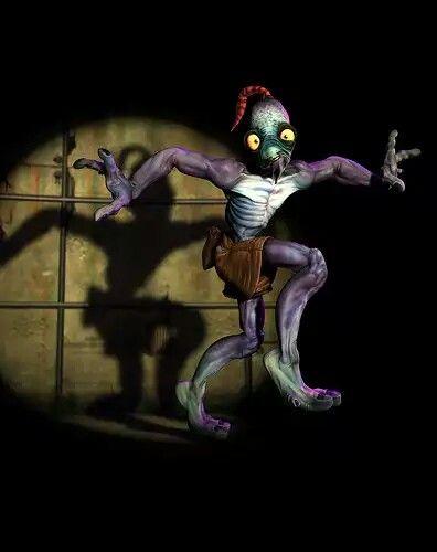 Abe  Oddworld