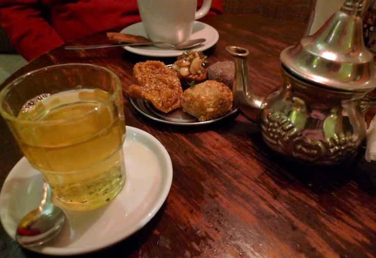 Where to eat and drink in the Lecrin Valley and Granada  Lite bites  Arab Tea Shops