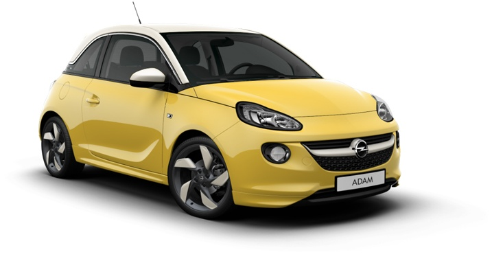 Yellow! Available here: http://www.opel.com/microsite/adam/#/country