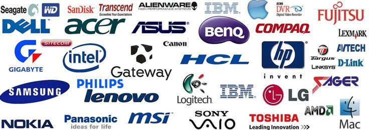 Computer-Brands-logos.jpg (960×338) | find the logo! | Pinterest