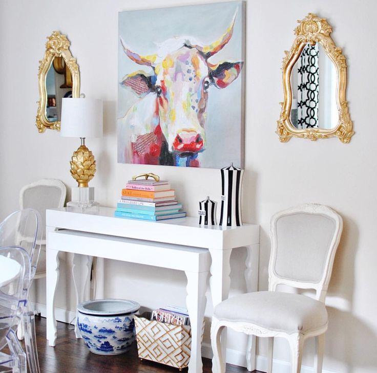 Couch: Local Store, Similar | Lip Print: The Aestate | Pillows: Furbish, Little Design Co | Coffee Table: OKL, Similar, Similar | Pomander Candle: Nordstrom | Tray: Furbish | Urchin: Furbish | Flowers: OKL | Ginger Jars: Vintage, Similar, Similar | Matches: Design Darling | White Chair: Ikea | Rug: Ballard's | Cowhide: Similar |...CONTINUE READING