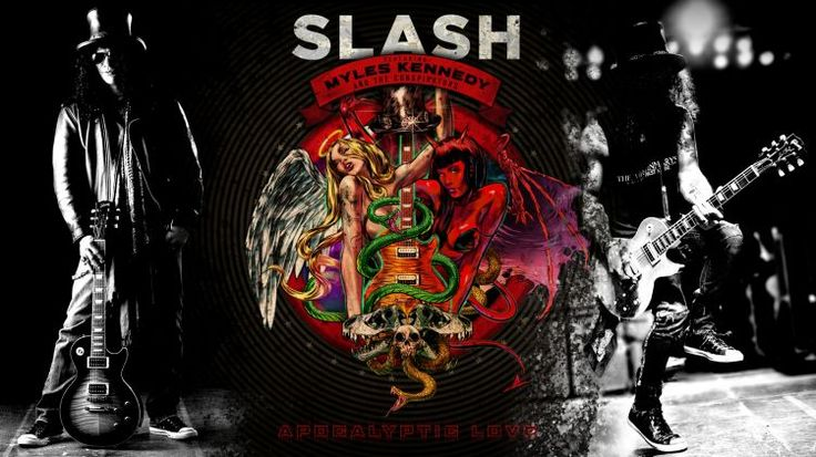 Slash - Apocalyptic Love