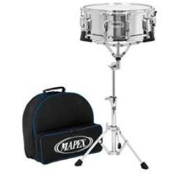 Cheap Mapex Lite Backpack Snare Drum Kit With Rolling Bag new - Mapex Lite Backpack Snare Drum Kit with Rolling...
