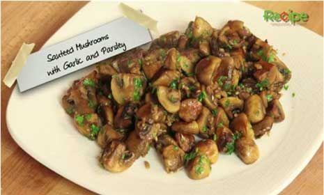 Mushroom on Pinterest | Sauteed mushrooms, Mushrooms and Mushroom stir ...