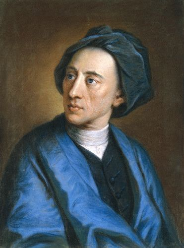 Alexander Pope: One of the greatest poets of the English language