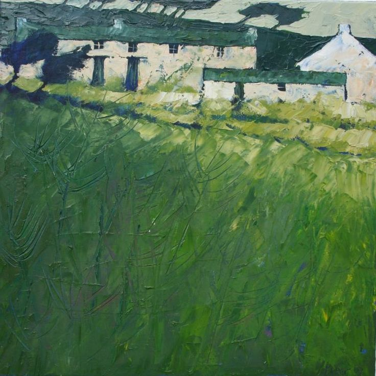 Penwith Green, by John Piper