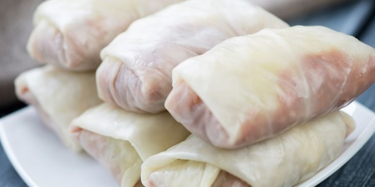Slow Cooker Stuffed Cabbage Rolls - Shared by Facebook Friend Amy B.F.S., YUMMY!  www.GetCrocked.com