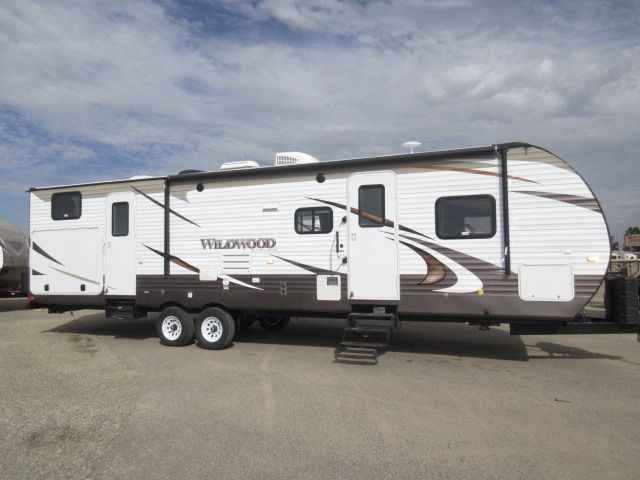 2016 New Forest River Wildwood 32BHDS CALL FOR THE LOWEST PRIC Travel Trailer in California CA.Recreational Vehicle, rv, 2016 Forest River Wildwood 32BHDS CALL FOR THE LOWEST PRICE, Interior Color: COFFEE, Water Capacity: 40, Number of AC Units: 1, Leveling Jack: STABILIZER JACKS (4), Self-Contained: Yes, Number of Slideouts: 2, Cabinetry: Cherry, Our RV prices are SO LOW, that the RV Manufacturers will not allow us to display our Special Internet Pricing online. Please complete the simple…