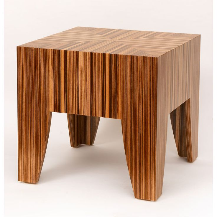 Cube Sidetable by Anton Gerner - bespoke contemporary furniture melbourne