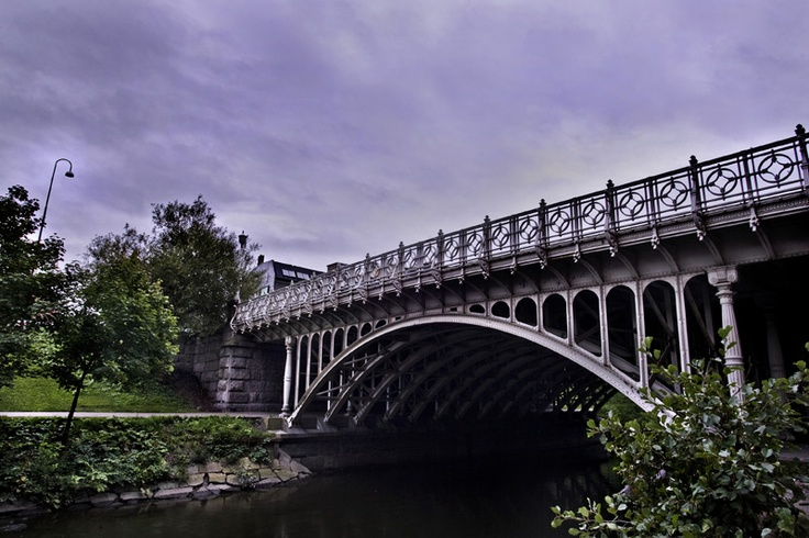 Hausmann #bridge Oslo