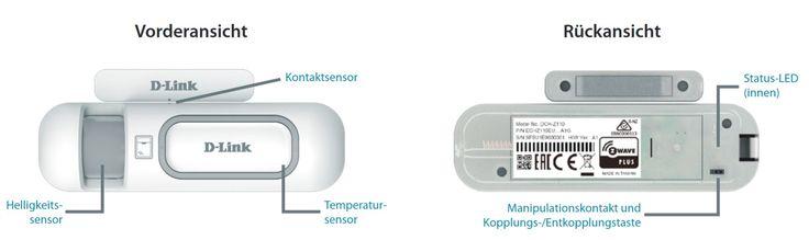 test d link mydlink smart home security kit smart home systeme alarmanlage. Black Bedroom Furniture Sets. Home Design Ideas