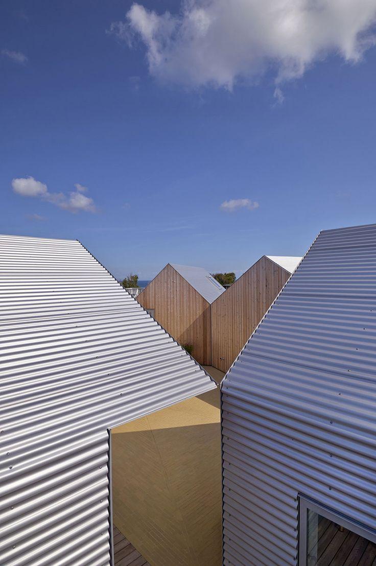Summerhouse - JVA Architects - Sjælland, Denmark
