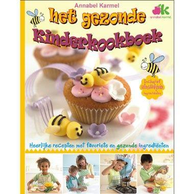 Het gezonde kinderkookboek - A. Karmel  Lekker eten is leuk om te maken! Met dit boek leren kinderen zelf gemakkelijk en gezond eten te bereiden. Heerlijke recepten met favoriete en vooral gezonde ingrediënten!  EUR 2.99  Meer informatie