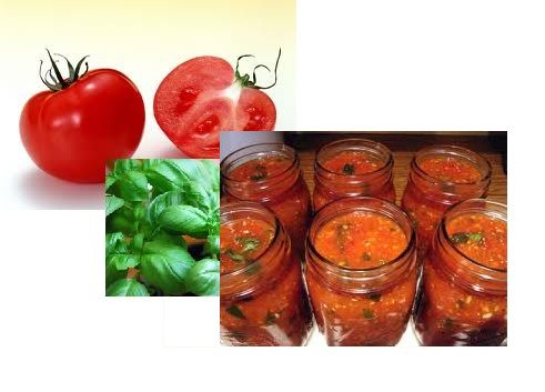 Tomato and Basil Pasta Sauce - R17