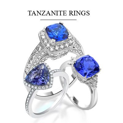 The weather might be cold but #Tanzanite is so hot. Discover everything from color variety, care tips, and #gemstone value and become a Tanzanite expert!