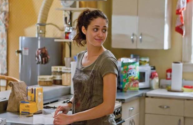 "With ""The Affair"" and an encore of the ""Shameless"" season finale, Showtime ended up with its top overall evening of 2016, too.  Showtime just re-upped ""Shameless"" star Emmy Rossum after a contract dispute.  The actress had held out for the same money as male lead William H. Macy."