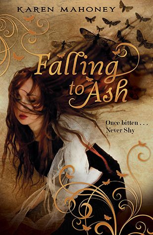 100 Books for Teens Falling To Ash Karen Mahoney | Stay at Home Mum