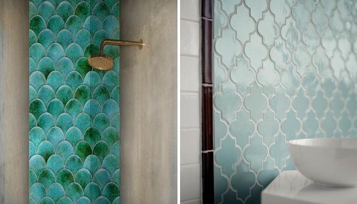 Marokkaanse wandtegels bathroom badkamer marokkaanse tegels