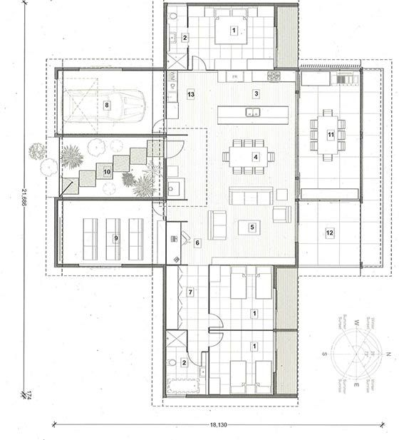 145 best images about home house plans on pinterest for Floor plans new zealand
