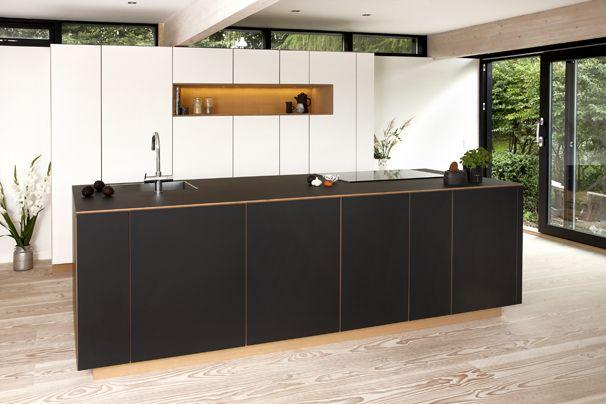 Bespoke kitchen from Nicolaj Bo™  #minimalistic #copenhagen #kitchen